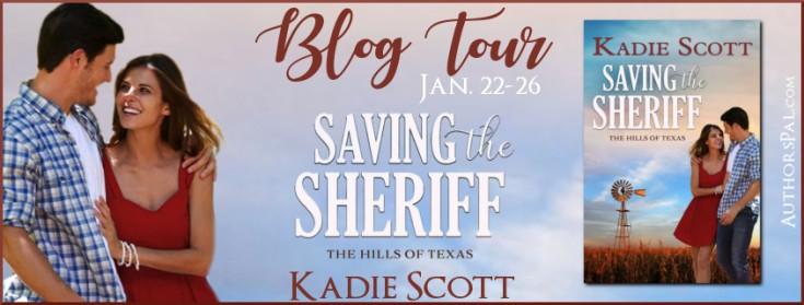 Saving the Sheriff Tour Banner