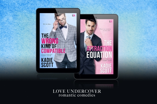 LoveUndercover-2books